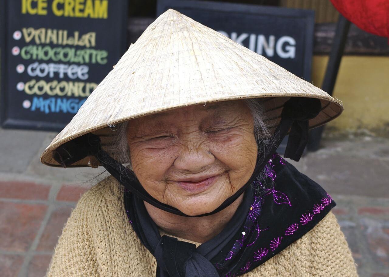 Mulher Vietnamita - Vietnã