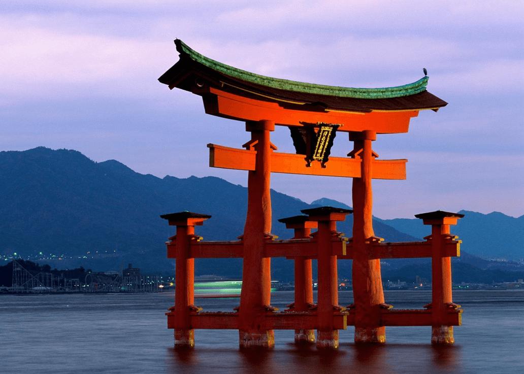 Shinto Shrine - Japão