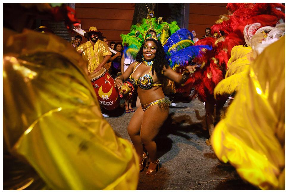 O maior Carnaval do Mundo - Uruguai