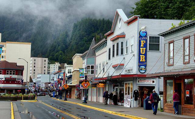 6 Lugares que pagam para você morar lá - Juneau, Alaska's.