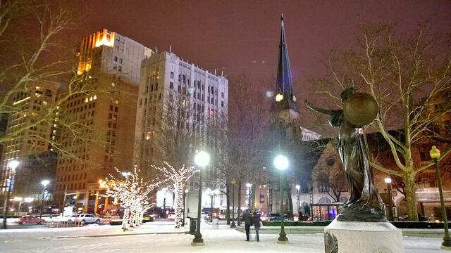 6 Lugares que pagam para você morar lá - Detroit Michigan