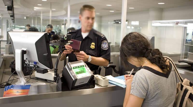 Imigração em Aeroportos - Perguntas feitas na imigração