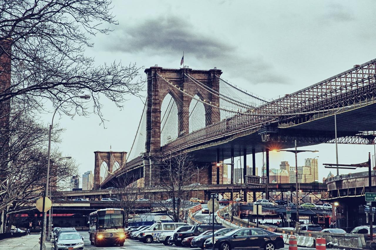 Transporte em New York, explicamos para você como funciona. Ônibus Manhattan