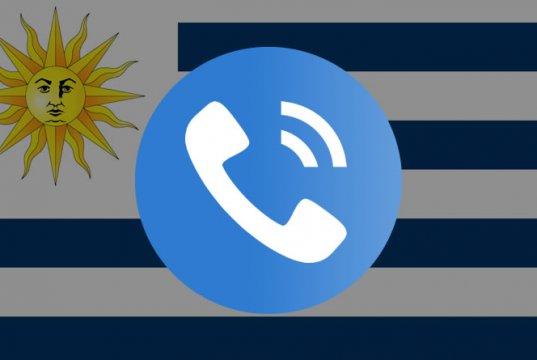 Como ligar para o Uruguai