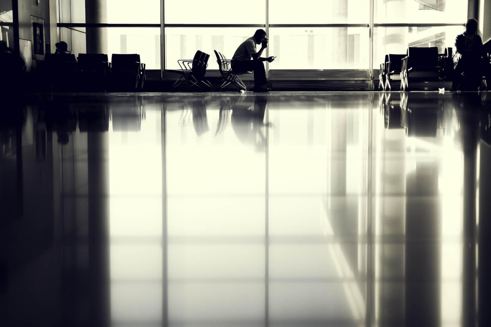 Senhas gratuitas de Wi-Fi de todos os aeroportos do mundo.