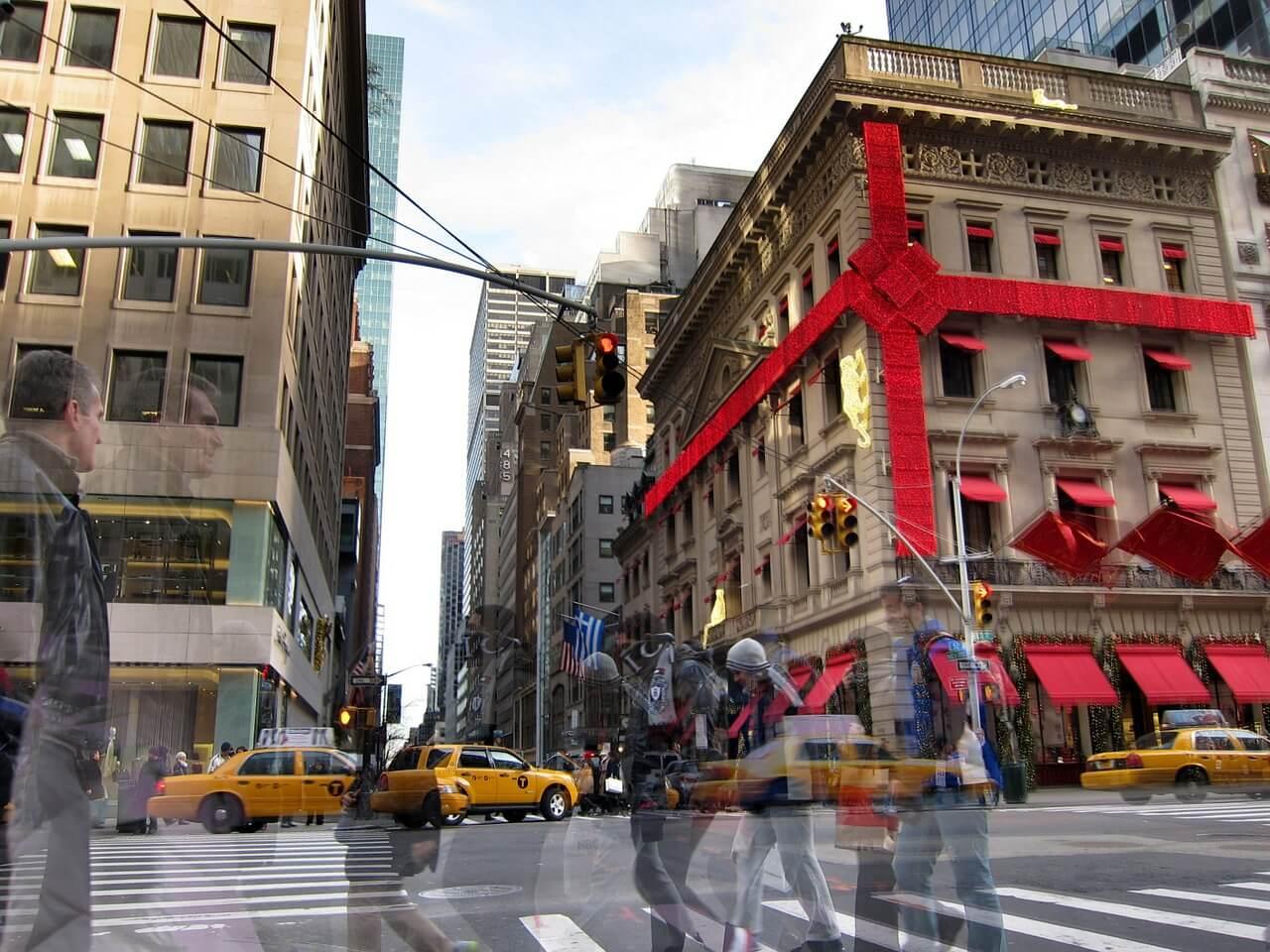 Nova York a pé. Transporte em New York, explicamos para você como funciona