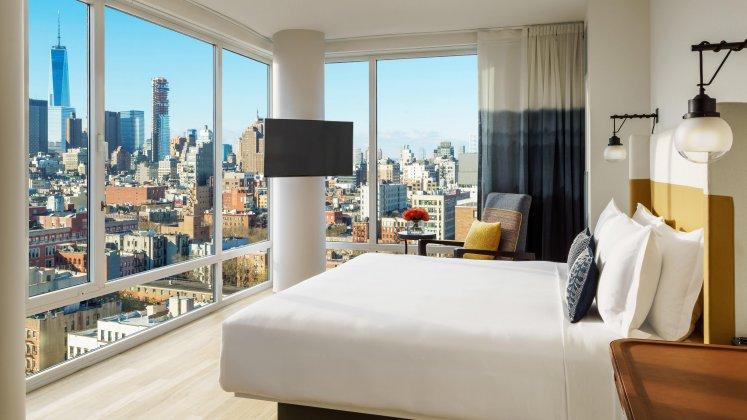 Hotéis em New York