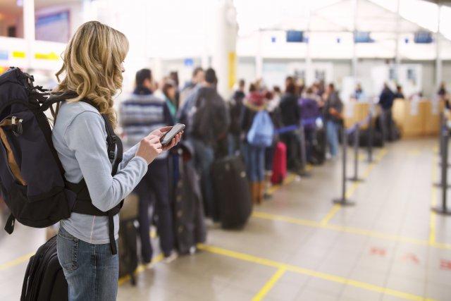 Imigração em Aeroportos