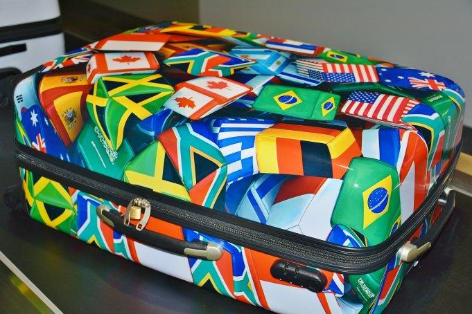 Cobrança de bagagem