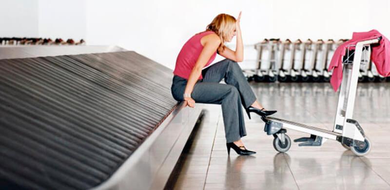 Cobrança de bagagem e extravio de bagagem