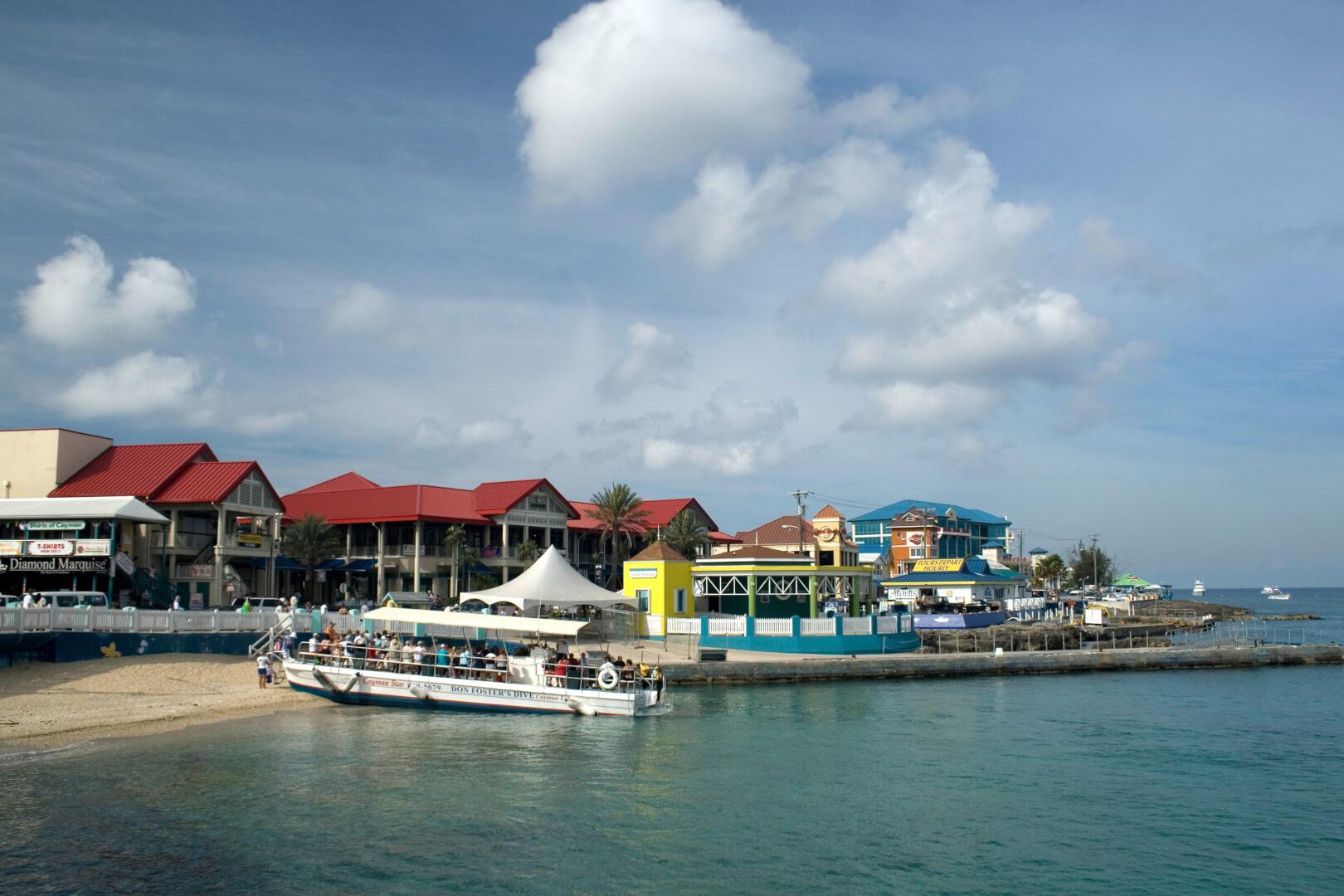 Ilhas Cayman - idioma, moeda, visto