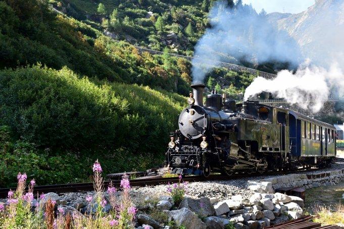 Como comprar passagens econômicas de trem na Suíça